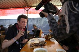 Filmmaker Graeme Langford shares his experience self-shooting and producing his first mini travel series in China