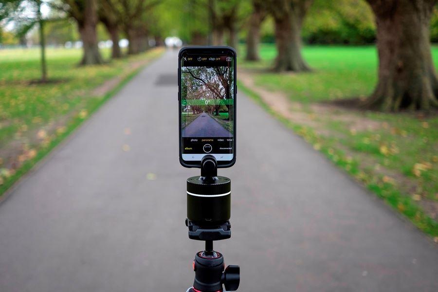 Your smartphone is with you 24/7, so you've every reason to treat it as a serious photographic tool, says James Abbott