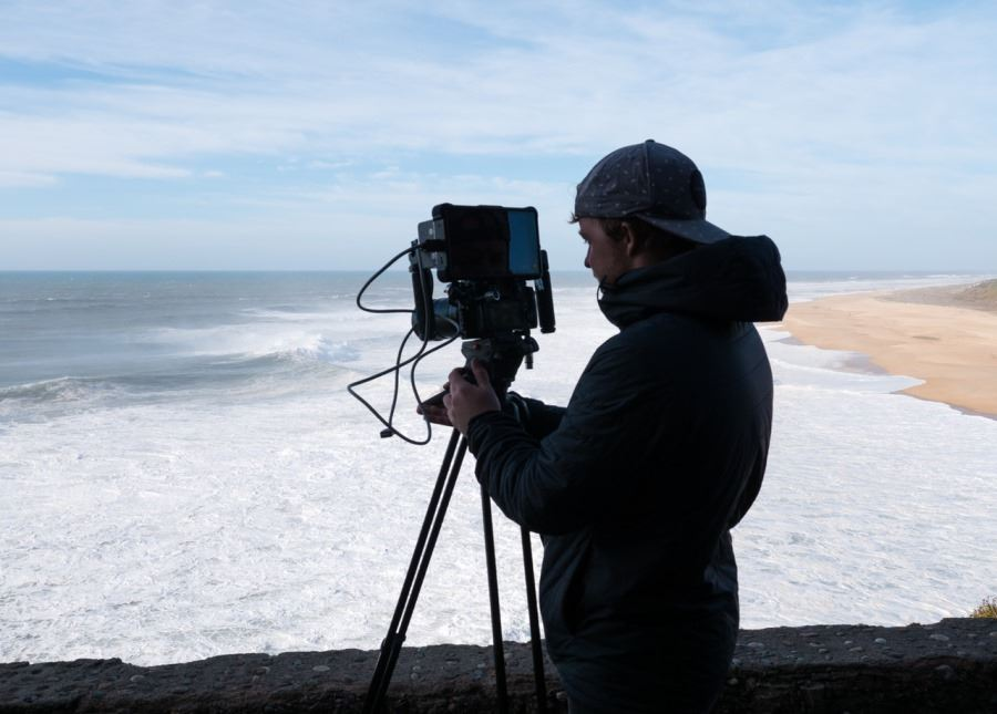 Behind The Shoot: Filming Big Wave Surfers with the LUMIX GH5