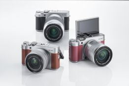 Fujifilm Unveils X-A5 and 15-45mm Lens