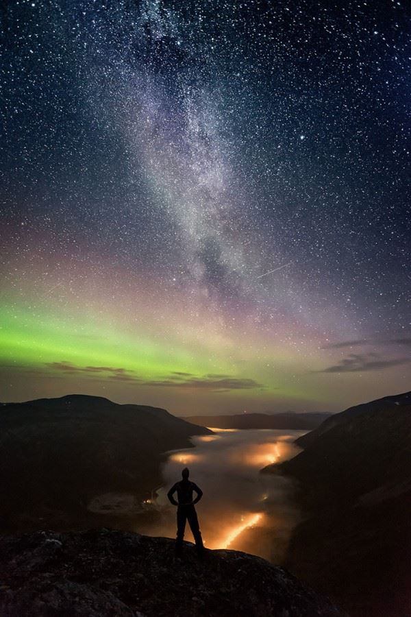 Sony ambassador Ole Salomonsen explains why he never tires of photographing the Aurora Borealis and how you can capture a stunning aurora shot too