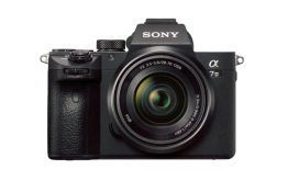 Sony Announces A7 Mark III