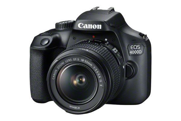 Looking for your first DSLR? Canon's entry-level 2000D or 4000D could be the answer