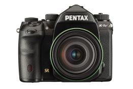 Pentax Announces the K-1 Mark II