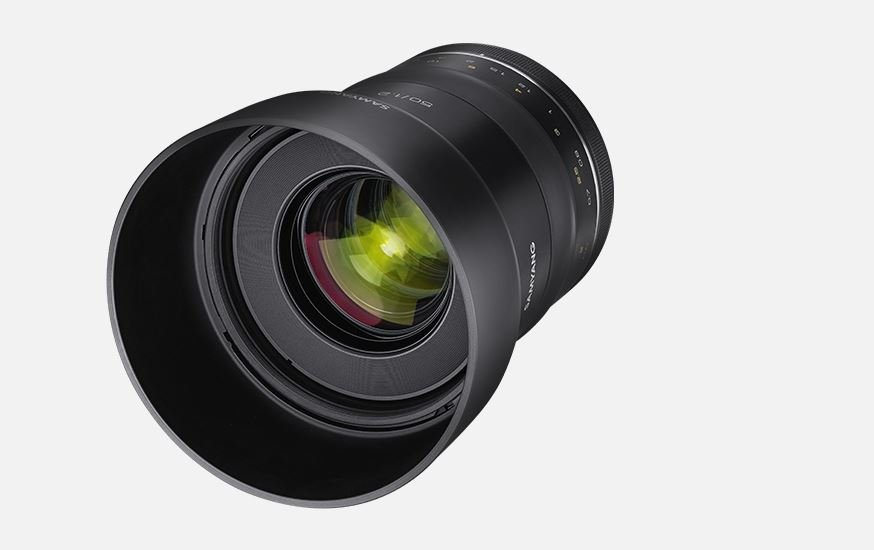 Samyang Announces the XP 50mm f/1.2