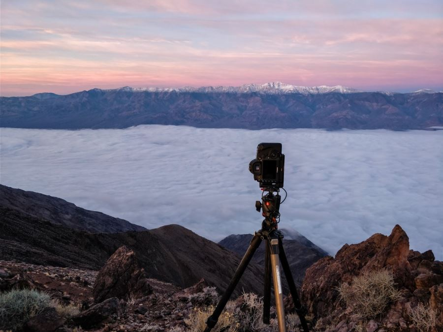 Landscape photographer and YouTuber Thomas Heaton travels to California's Death Valley, but not everything goes to plan…