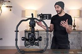 Technical Editor Kriss Hampton gets hands-on with DJI's premium gimbal system, the Ronin 2.