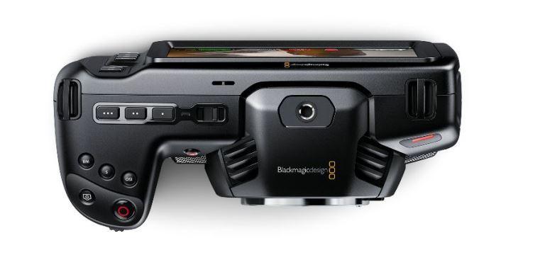 Blackmagic Announces Pocket Cinema Camera 4K | NAB 2018