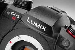 The LUMIX GH5S is the first Panasonic camera to achieve approval from the EBU for HD content acquisition