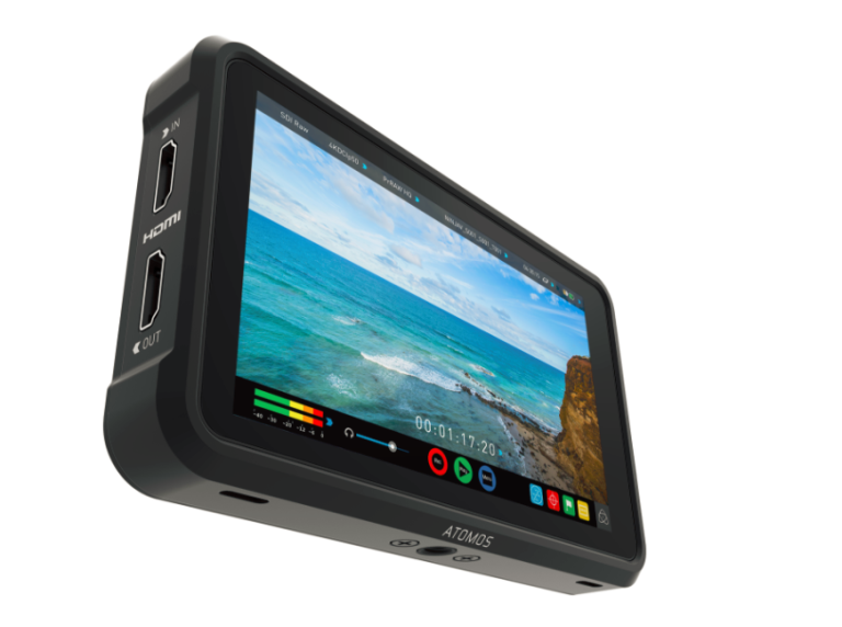 Apple Reveals ProRes RAW and Atomos Announces the Ninja v | NAB 2018
