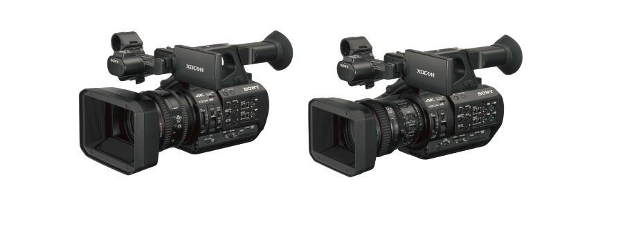 Sony Announces Two 4K Handheld Cameras — Z190 and Z280 | NAB 2018