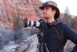 The Opportune Moment | Landscape Photography in Zion National Park