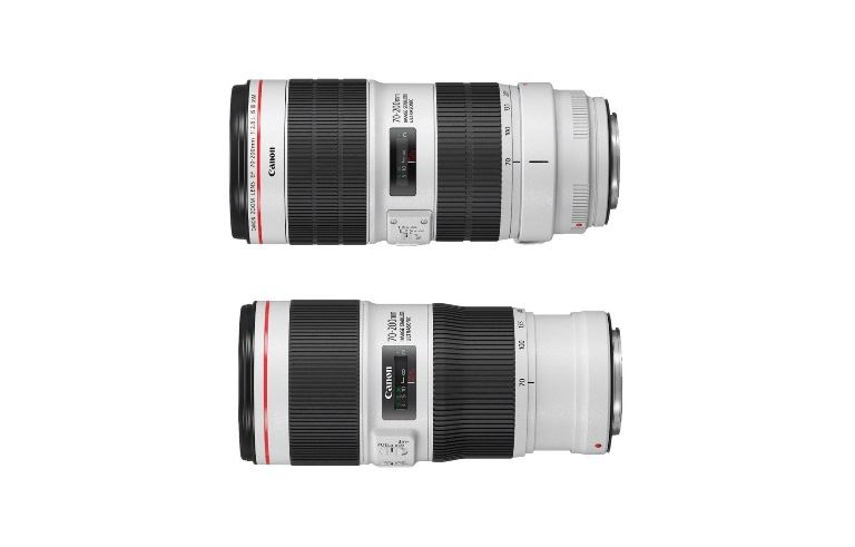 New Canon EF 70-200mm f/2.8L and f/4L | Pre-Production Hands-On