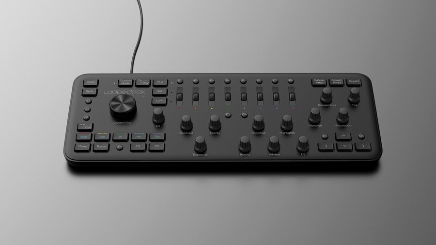 Loupedeck+ Photo Editing Console | Hands-On with New Loupedeck Plus