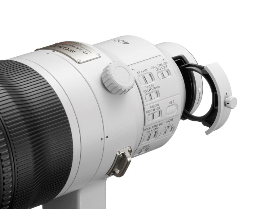 Sony Announces First E-Mount Super-Telephoto Prime | Sony FE 400mm f/2.8 GM OSS