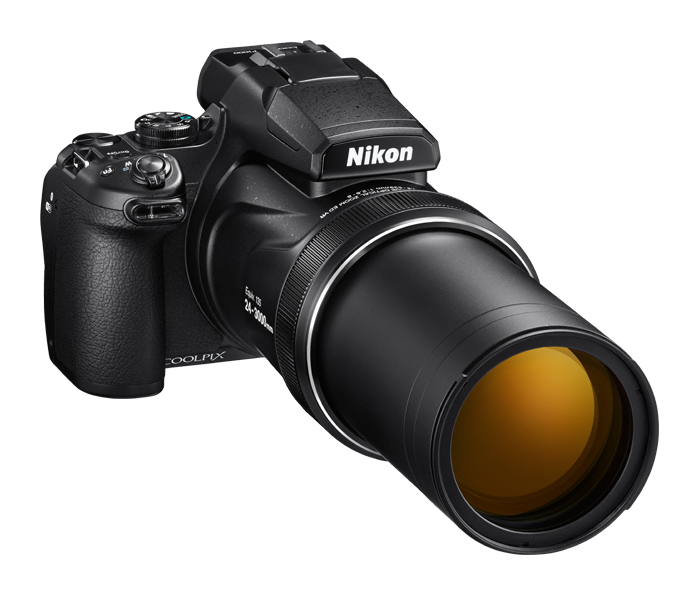 Nikon Coolpix P1000 | The Bridge Camera with a 125x Optical Zoom