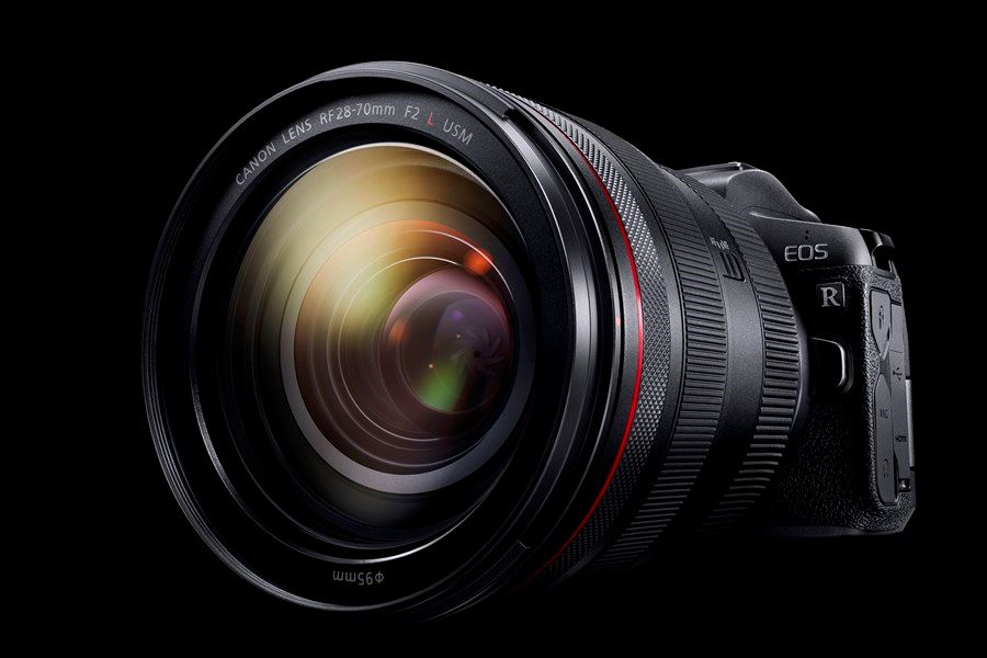 Canon has officially announced its first full-frame mirrorless camera, alongside four RF-mount lenses. Meet, the Canon EOS R