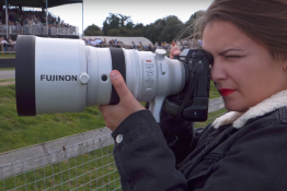 Fujifilm X-T3 | Hands-On Review at Goodwood Revival