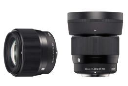 Photokina: SIGMA Announces Five New Lenses