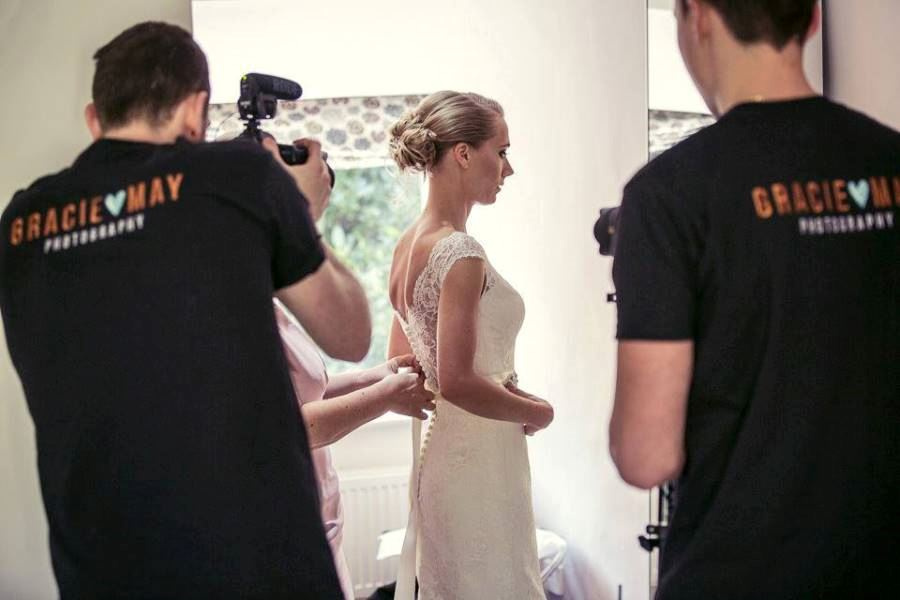 How Video Production Can Enhance Your Wedding Photography Business