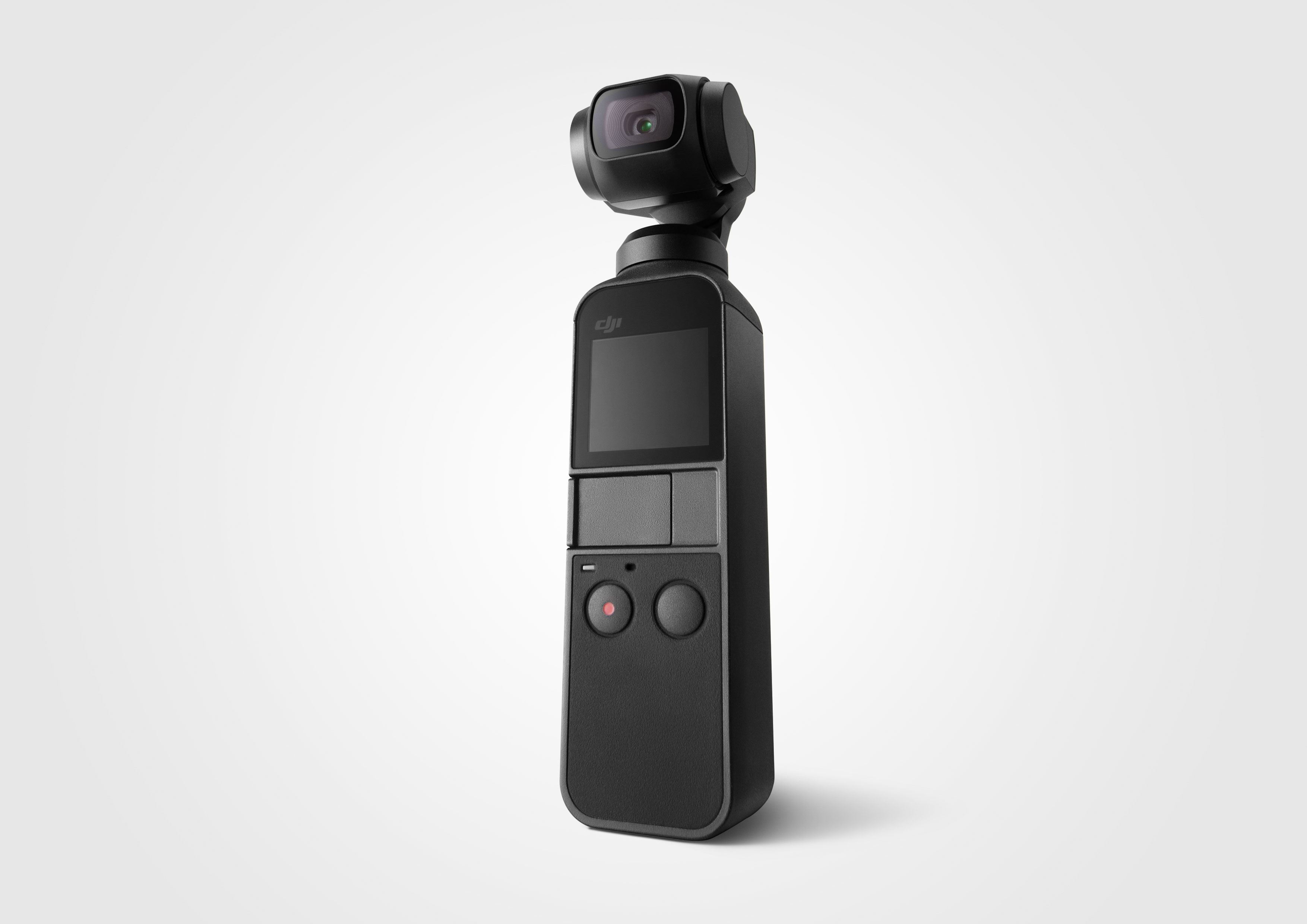 DJI Announces the OSMO Pocket | Tiny All-In-One Camera and Gimbal