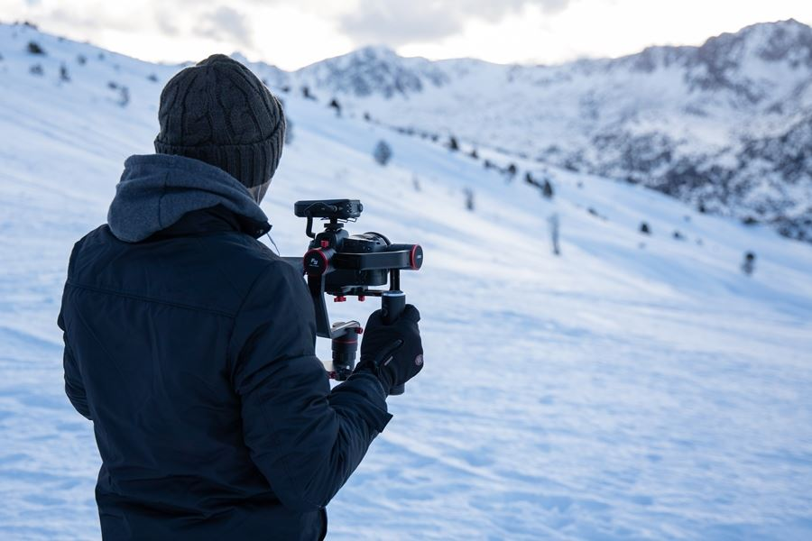 Filming with the Canon EOS R | Mountain Field Test