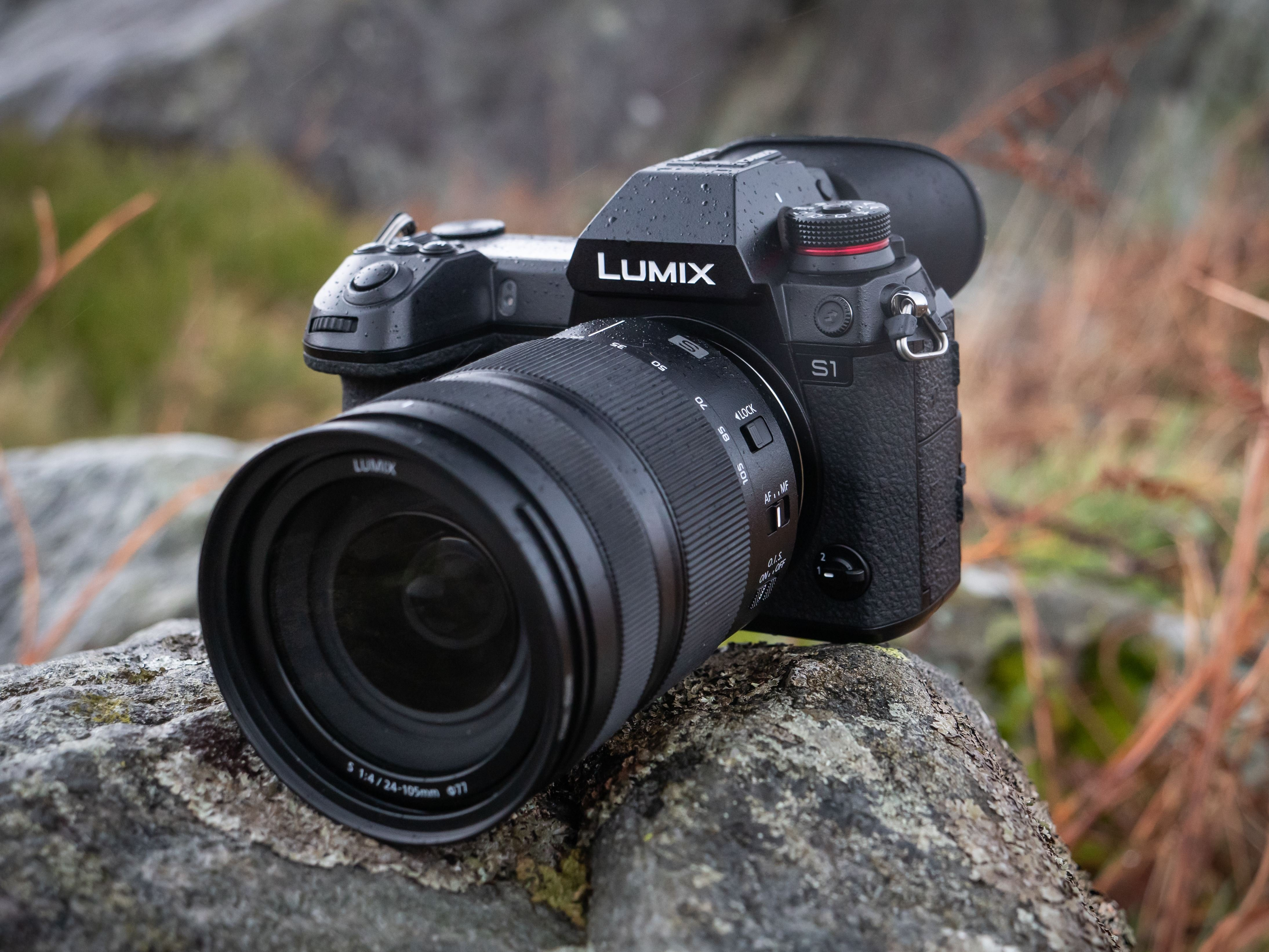 Shooting video on the Panasonic LUMIX S1 | Real-world review | Wex