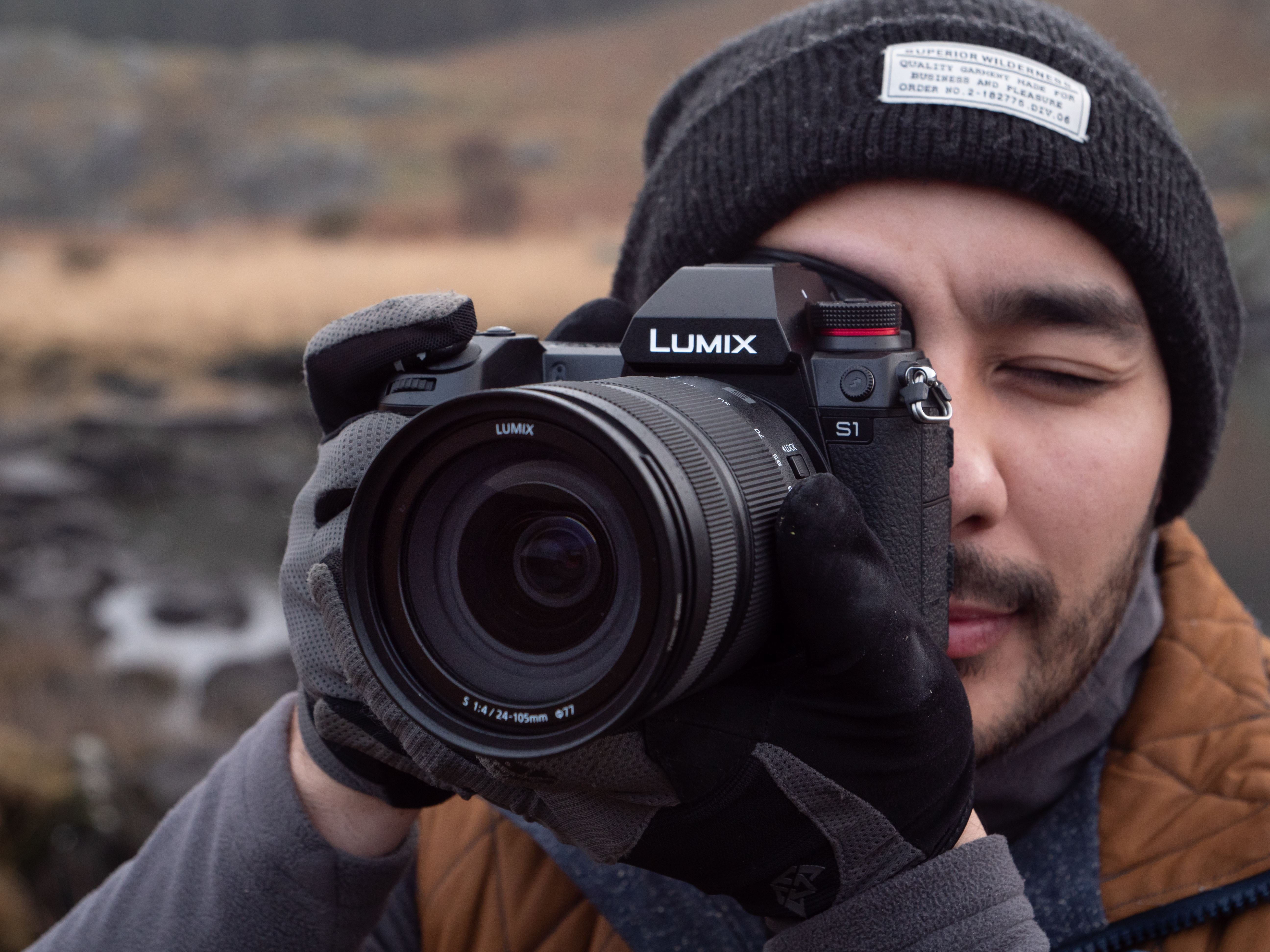 Shooting Video On The Panasonic Lumix S1 Real World Review Wex Photo Video