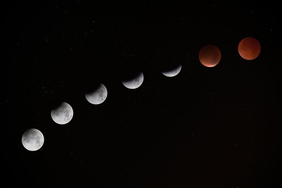 Photographing a Blood Moon | Tips for Shooting a Lunar Eclipse