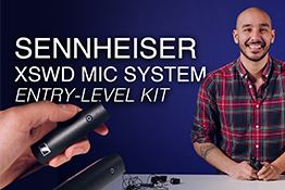 Sennheiser XS Wireless Digital | The best microphone for YouTubers?