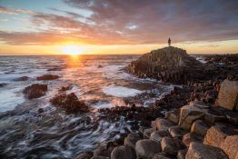 The best landscape photography locations on the Antrim Coast