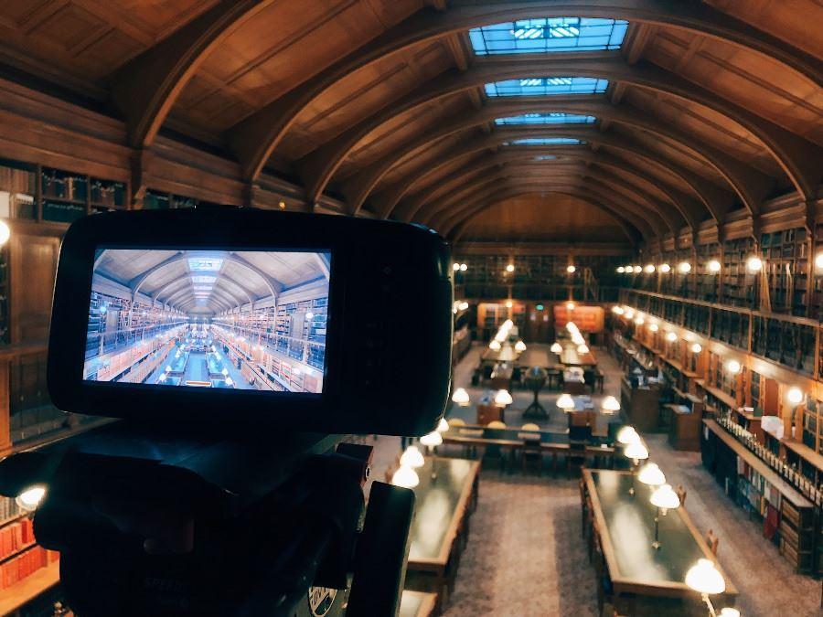 Filming with the BMPCC 4K: 'Palaces of Self-Discovery' | Behind the shoot