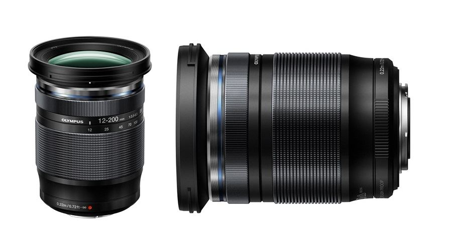 Olympus M.Zuiko Digital ED 12-200mm f/3.5-6.3 | The compact lens with a huge magnification ratio