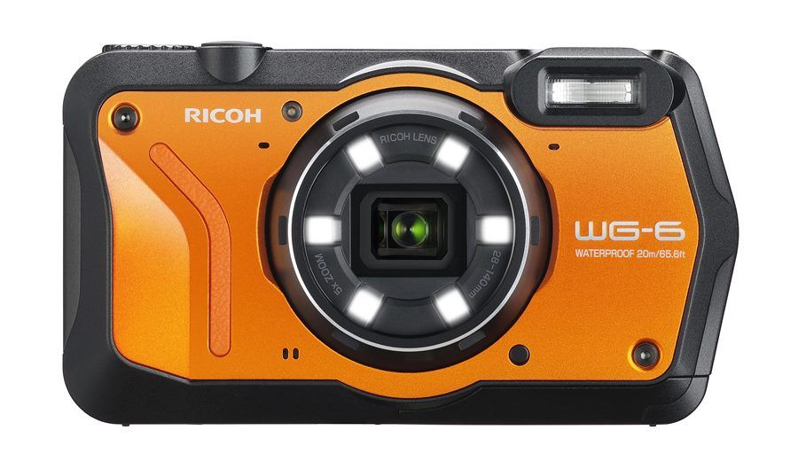 Ricoh announces the GR III travel compact and WG-6 'tough' camera