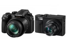 Compact cameras for travel | Panasonic announces the LUMIX FZ1000II and TZ95