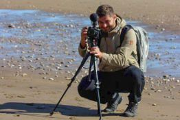 WexShorts shortlist 'Wight Shores' | Behind the shoot