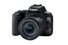 Canon EOS 250D | The featherweight entry-level DSLR that shoots 4K