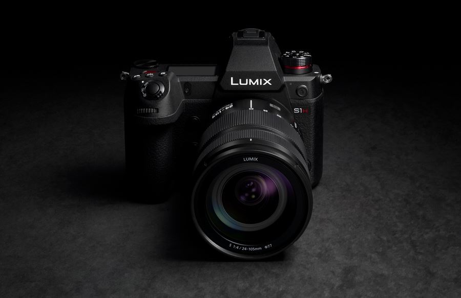 Panasonic reveals LUMIX S1H and lifts the lid on major S1 firmware update