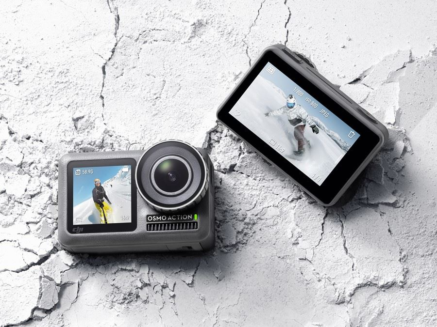 DJI announces its first ever action camera, the Osmo Action