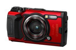 Olympus' new Tough TG-6 compact camera makes a splash