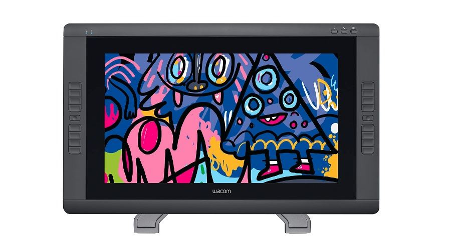 Wacom Cintiq 22HD Interactive Monitor Review