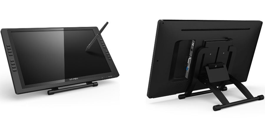 XP-PEN Artist 22E Pro graphics tablet | A capable and affordable pen display
