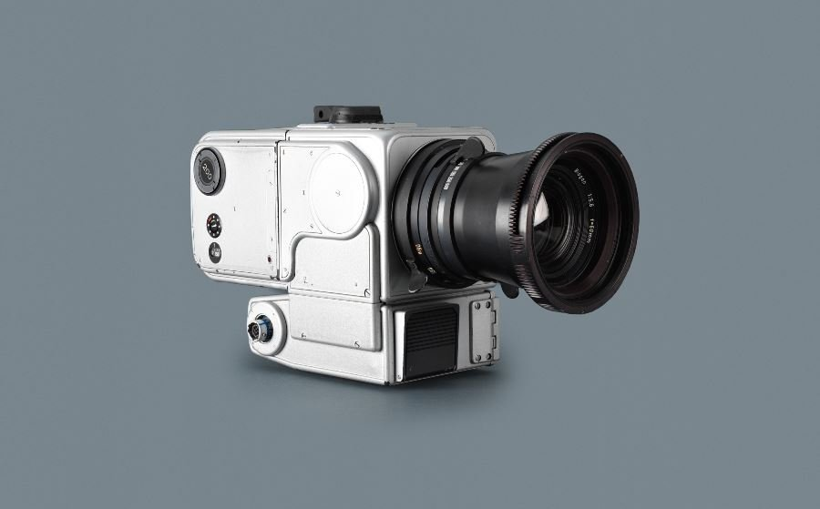 Photographing the moon landing | The Hasselblad cameras of