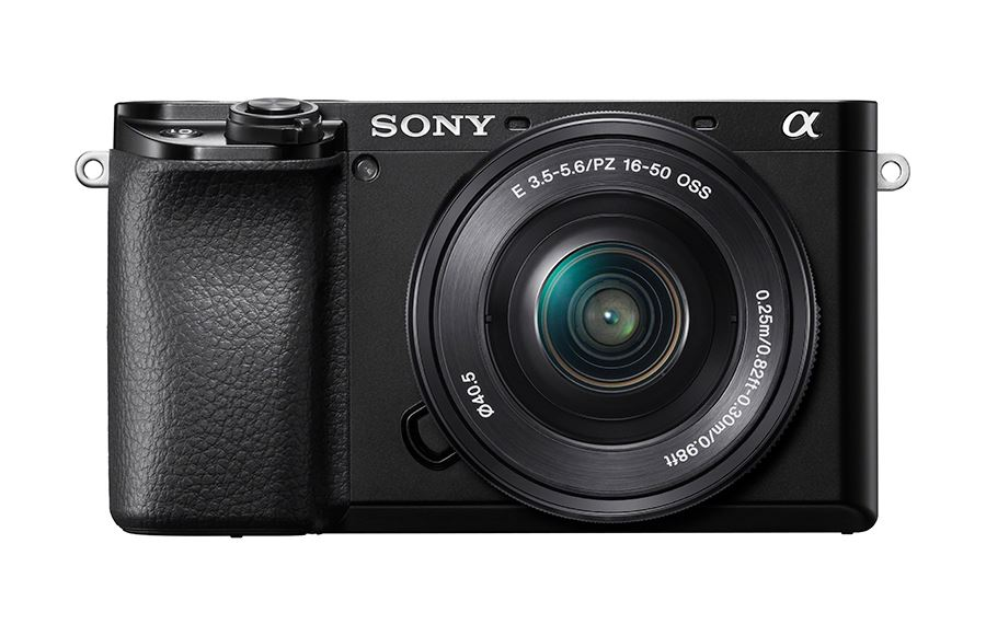 Sony announces two new cameras and two new lenses