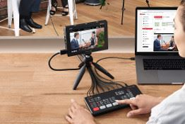 IBC 2019: Blackmagic unveils new ATEM Mini and Video Assist 12G HDR