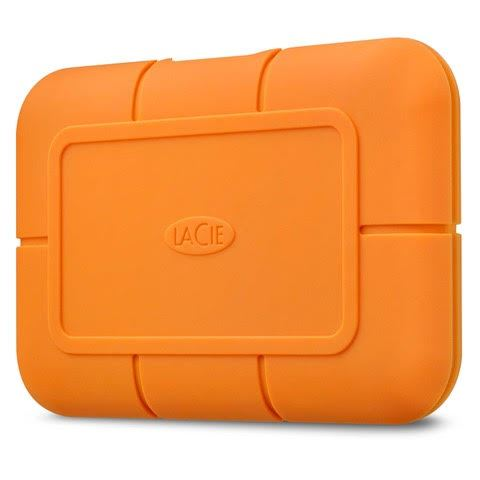 LaCie Rugged SSD and Rugged SSD Pro