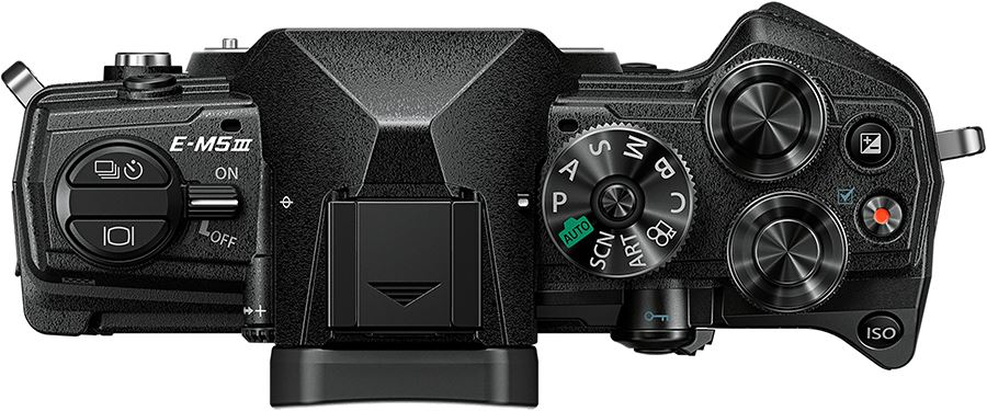 Olympus announces the OM-D E-M5 Mark III, a small body that packs a punch