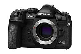 Olympus announces the OM-D E-M1 III + M.Zuiko 12-45mm f/4 PRO