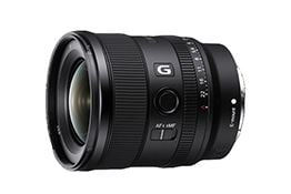 Sony announces new 20mm f/1.8G wide-angle prime