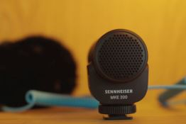 Sennheiser MKE 200 | An exceptional portable mic for vloggers